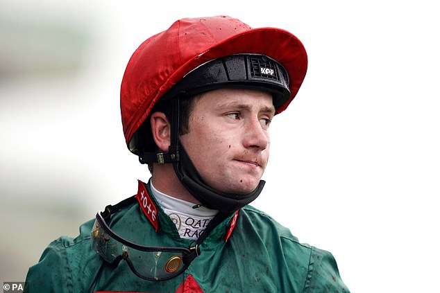 Jockey Oisin Murphy faces five-year Japan ban after testing positive for cocaine in France