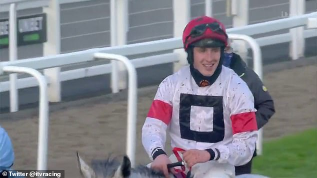 Ben Harvey given 11-day ban and £400 fine for breaking whip rules during Some Neck win at Cheltenham