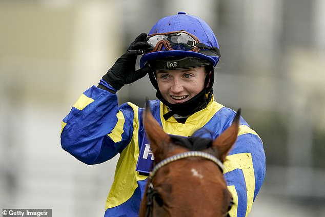 Jockey Hollie Doyle cut to 3-1 second favourite to be named BBC's Sports Personality of the Year