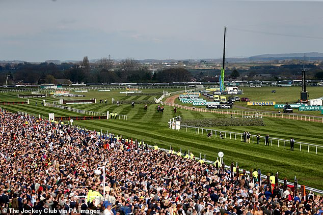 Randox agree five year extension to its sponsorship deal with the Grand National