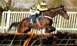 Peter Scudamore's Christmas Crackers: Shan Blue can continue his brilliant start over fences