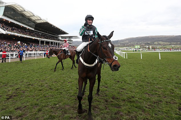 Nicky Henderson backsAltior to silence the doubters despite the soft ground at Kempton