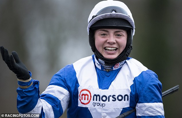 Bryony Frost reveals her torment over 'hurtful' comments after historic King George victory