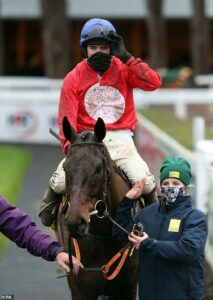 Al Boum Photo in bid to make Gold Cup history with chance of a treble