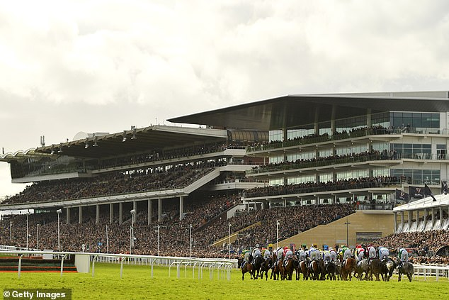 Cheltenham's New Year's Day horse racing event CANCELLED due to waterlogged tracks