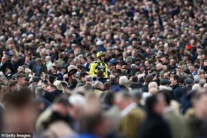Cheltenham organisers prepared for event to be held with 'small numbers of people present'