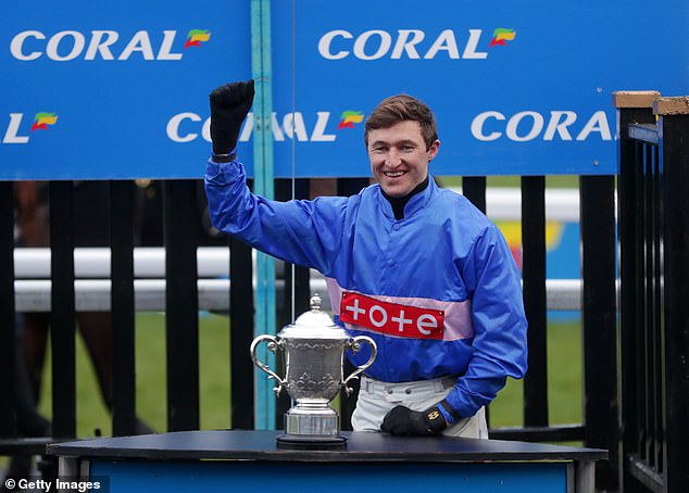 Jockey Adam Wedge heroically rides Secret Reprieve to Welsh Grand National victory at Chepstow